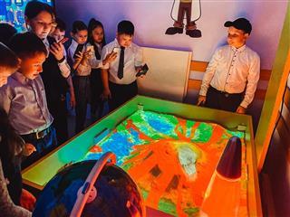 В Караидельском районе в новой модельной смарт-библиотеке нового поколения еженедельно проходят различные мероприятия