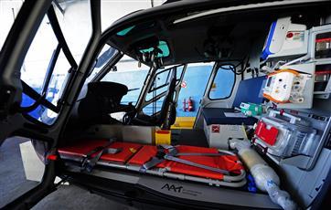 Чувашия намерена построить шесть вертолетных площадок для санавиации