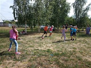 Неделя спорта и развлечений в Сельском доме культуры Чекмагушевского района Республики Башкортостан