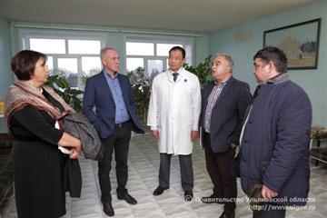 На оснащение оборудованием Новомалыклинской районной больницы Ульяновской области в 2020 г. будет выделено 25 млн рублей