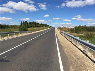 В Республике Мордовия обновлено более 157 км дорожной одежды