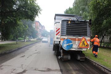 В Ижевске начался ремонт улицы Пастухова