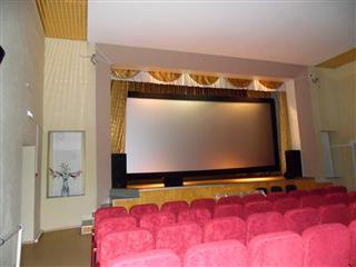 В Клявлинском районном Доме культуры открылся кинозал