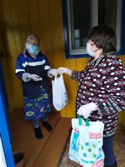 В Балтачевском районе продолжается акция помощи нуждающимся людям