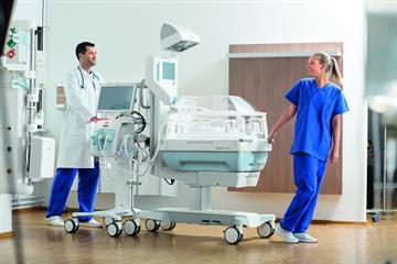 В Пермский перинатальный центр до конца года поступит новое оборудование для выхаживания новорожденных