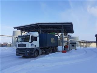 Объем экспорта продукции АПК Башкортостана с начала года составил около 60 млн долларов