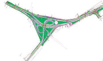 Госэкспертиза одобрила проект транспортной развязки в Ольгино