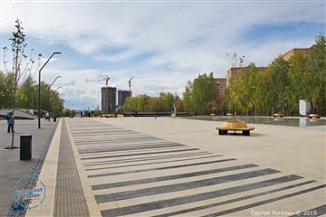 В Ижевске завершается реконструкция Центральной площади
