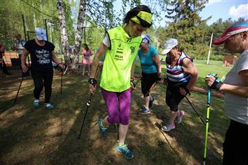 Как скандинавская ходьба поможет улучшить здоровье жителей Удмуртии