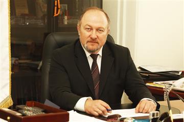 Валерий Барулин, директор Нижегородской ярмарки