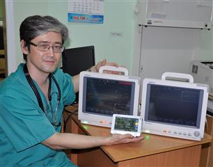 """В Чувашии в рамках нацпроекта """"Здравоохранение"""" в Городскую детскую клиническую больницу поступили современные медицинские аппараты"""