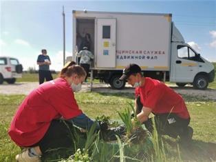 """Акция """"Добро в село"""" охватила 30 сел Ульяновской области"""
