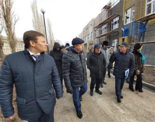 Губернатор Саратовской области дал поручения в ходе посещения стройплощадок детских садов в г. Балаково
