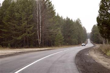 Благодаря нацпроекту в республике Марий Эл приведут в нормативное состояние трассу Елеево – Мари-Турек – Лопово