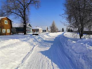 Дорогу в Богородском районе Нижегородской области отремонтируют в 2021 году благодаря нацпроекту