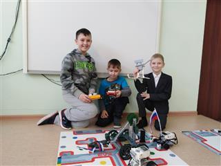 В Детском мини-технопарке Кошкинской школы появится свой рободром