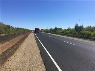 В Оренбуржье в 2021 году больше 300 км дорог станут безопасными и качественными