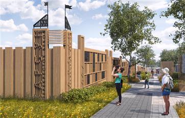 В 2021 году в Карсунском районе на средства федерального гранта будет реализован проект-победитель Всероссийского конкурса по благоустройству