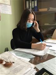 В Александровском районе Оренбуржья значительно увеличился штат добровольцев