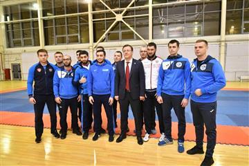 В Тольятти открывается новый комплекс единоборств
