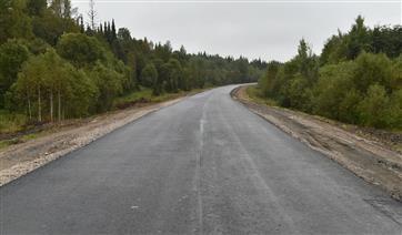 На дорожное строительство в Октябрьском районе Пермского края до 2022 г. будет направлено 200 млн рублей