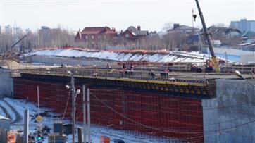 На Большом Казанском кольце смонтированы 17 дождеприемных колодцев