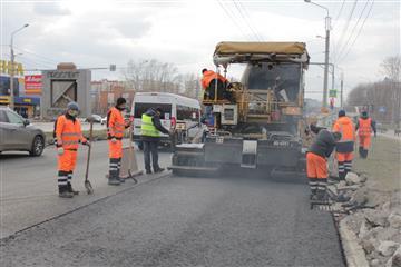 """В Пензе подрядные организации приступили к дорожным работам в рамках национального проекта """"Безопасные и качественные автомобильные дороги"""""""