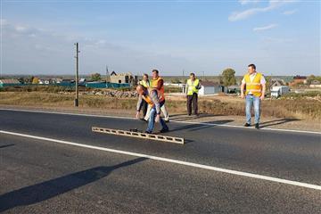 В Кировской области приняты в эксплуатацию четыре объекта на региональной сети автодорог