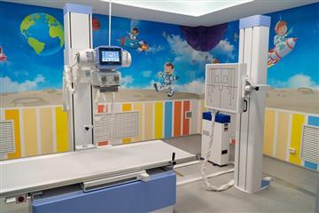 В детской поликлинике городской больницы № 5 появился рентген-кабинет