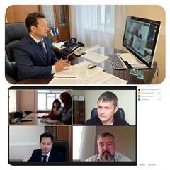 В Мелеузовском районе рассмотрен проект французских инвесторов