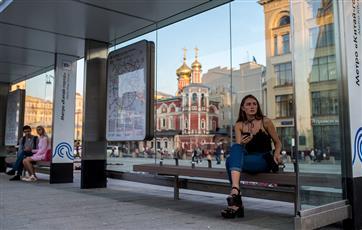 Российские города оценят на доступность остановок общественного транспорта