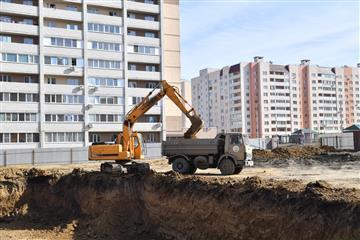 В пос. Солнечный-2 в Саратове началось строительство поликлиники