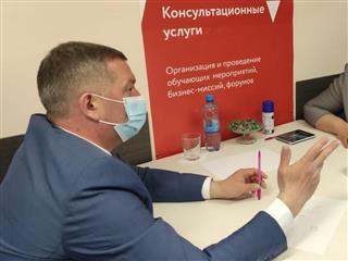 """В Нижегородской области более 1,5 тысячи предпринимателей получат комплексную поддержку благодаря консультациям в центрах """"Мой бизнес"""" в 2021 году"""