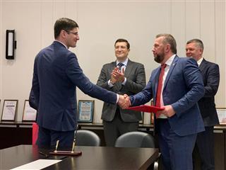 """""""ОКАПОЛ"""" заключил соглашение с Нижегородским научно-образовательным центром"""