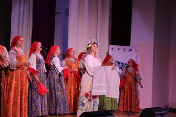 В Кошкинском районе прошел этап областного фестиваля Душа баяна