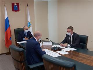 """Валерий Радаев: """"Нацпроекты остаются в нашей стратегической повестке одним из приоритетов"""""""