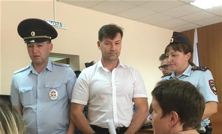 Дмитрия Сазонова приговорили к 12 годам колонии