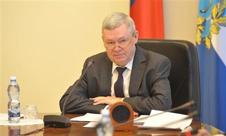 Вице-губернатор Александр Нефедов ушел в отставку