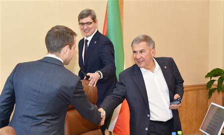 """Новые резиденты ОЭЗ """"Иннополис"""" инвестируют 660 млн рублей"""