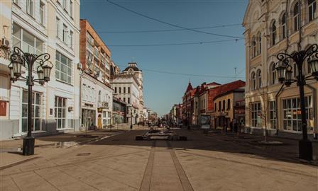 В Самарской области карантин продлен до 12 апреля