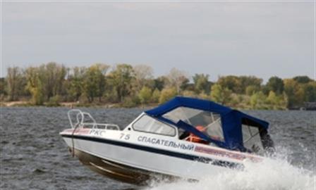 На Волге у Самары столкнулись катер и лодка, пропала девушка