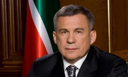 Рустам Минниханов заявил о намерении участвовать в выборах президента Татарстана