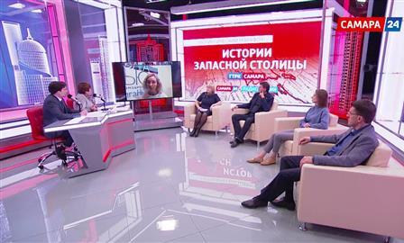 """Портал """"Волга Ньюс"""" принял участие в патриотическом телемарафоне"""