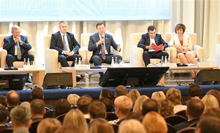 Стратегия лидерства: будущее региона определяли его жители