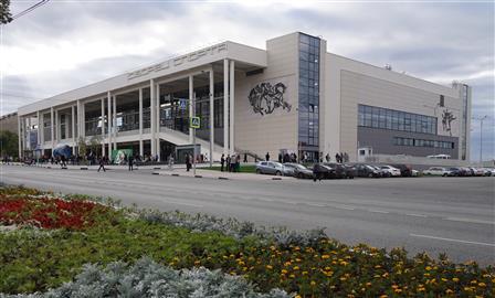 В Самаре открылся новый Дворец спорта