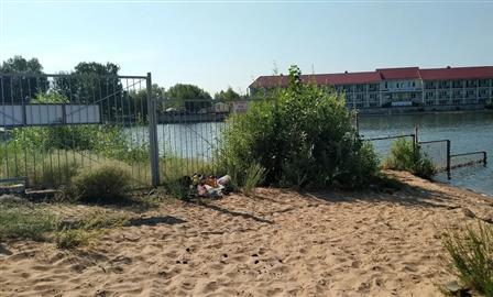 В Тольятти бизнесмены перекрыли людям свободный выход к Жигулевскому морю