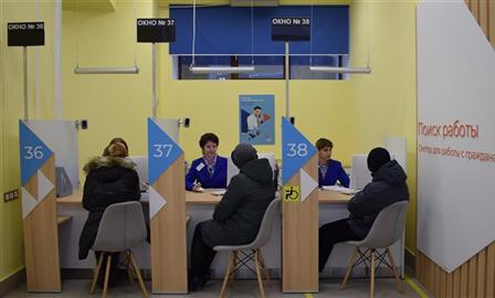 Поволжским регионам придется восстанавливать занятость населения