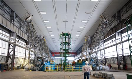 """""""Тяжмашу"""" предложено принять участие в строительстве второй очереди космодрома Восточный"""