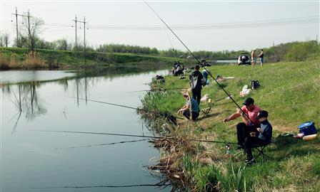 Карасевое Эльдорадо: под Самарой прошли соревнования по рыбной ловле