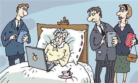 Новый электронный сервис позволит узнать, куда обратиться за наследством